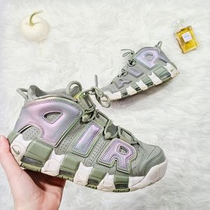 Women's Nike Air More Uptempo Iridescent